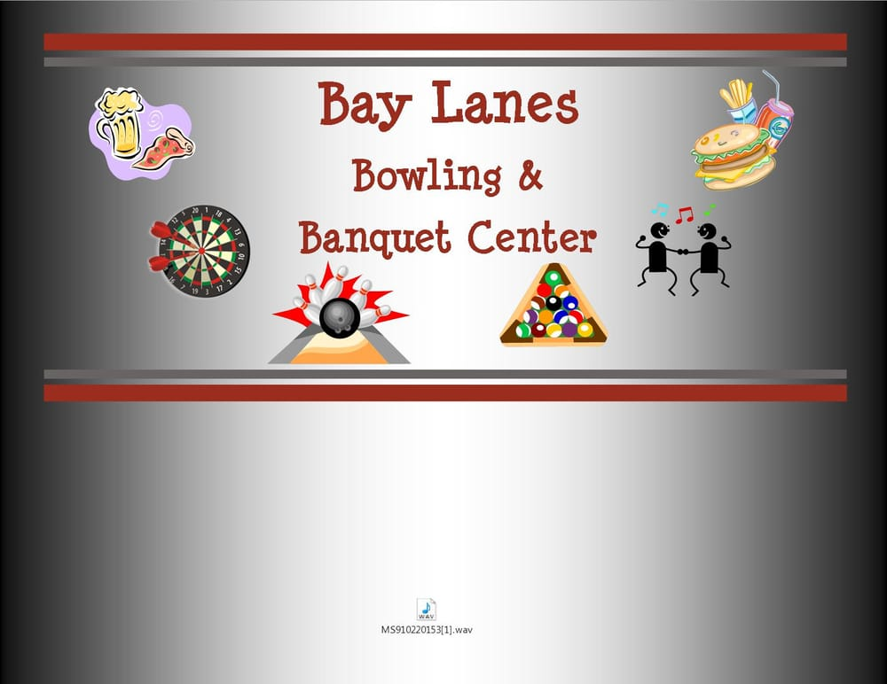 Bay Lanes: 4243 N Euclid Ave, Bay City, MI