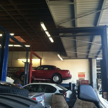 European Japanese Auto Works Auto Repair Roscoe Blvd - Auto hona