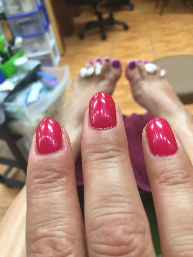 T nails spa 61 photos 29 reviews nail salons 7676 for 4 sisters nail salon