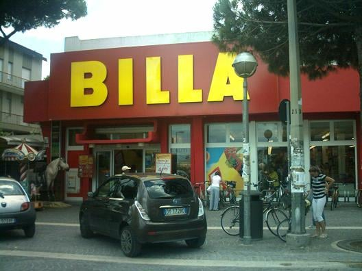 Billa - Shopping - Via Amerigo Vespucci 131, Rimini ...