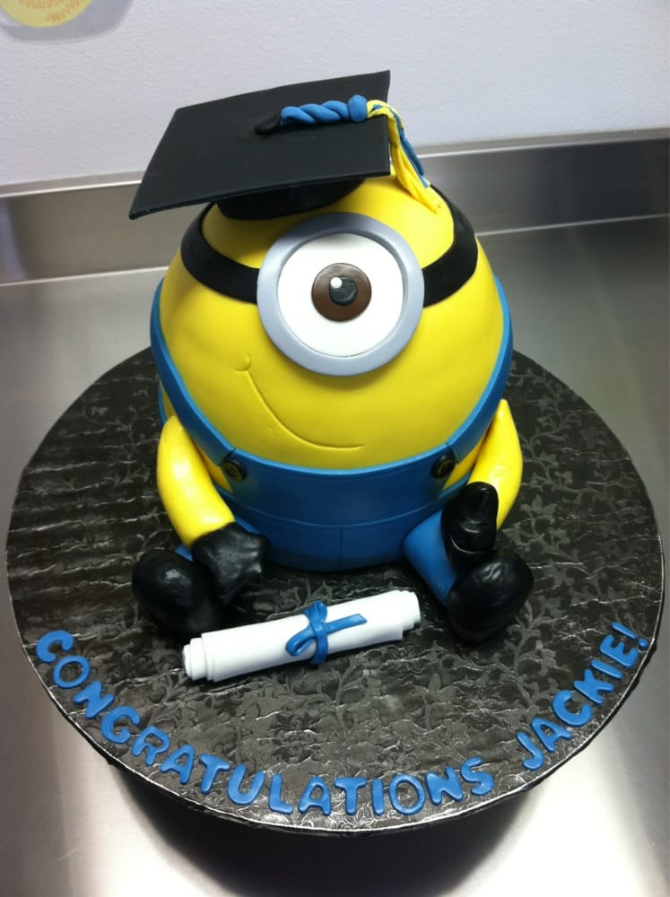 Minion Graduation Yelp