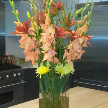 Photo of Reynoso Florist - San Francisco, CA, United States. Arrangement crafted for