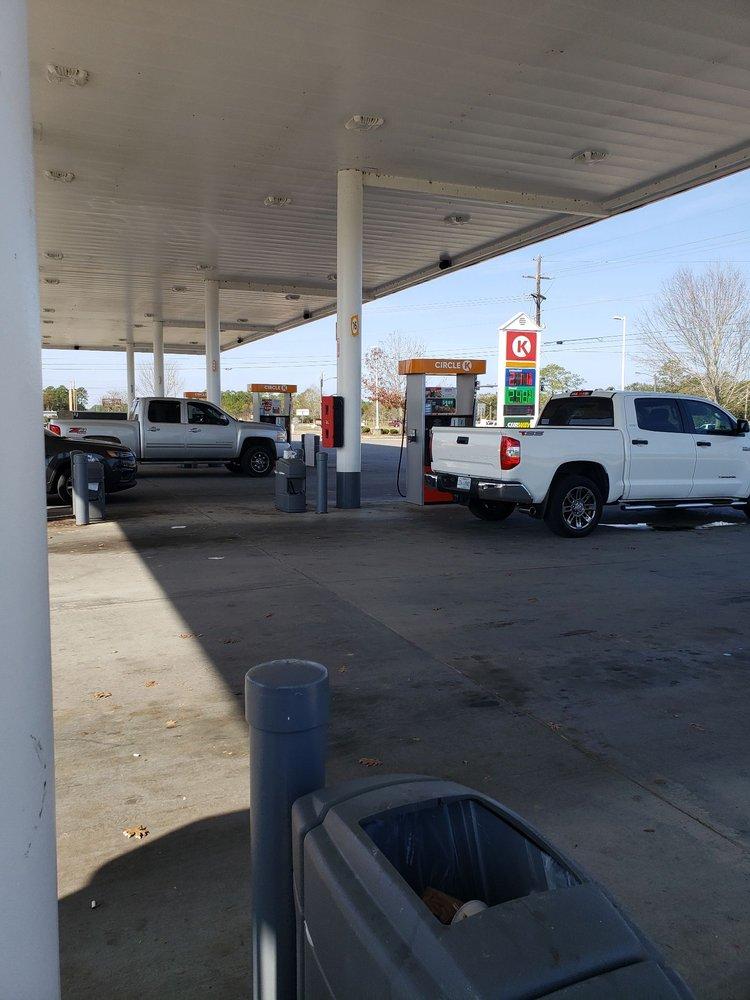 Circle K: 6601 US-90, Gautier, MS