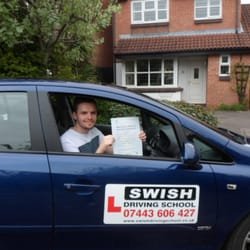 Photo Of Swish Driving School Bristol South Gloucestershire United Kingdom First Lesson
