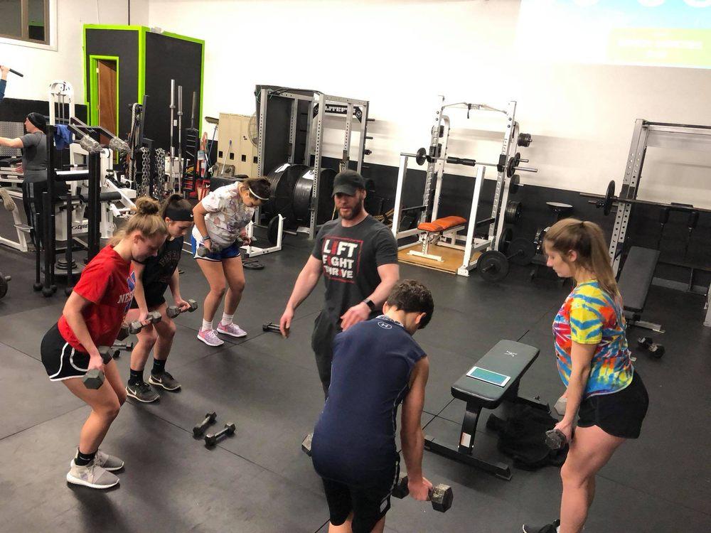 Atom Olson Fitness: 212 Reetz Ave, Hulmeville, PA