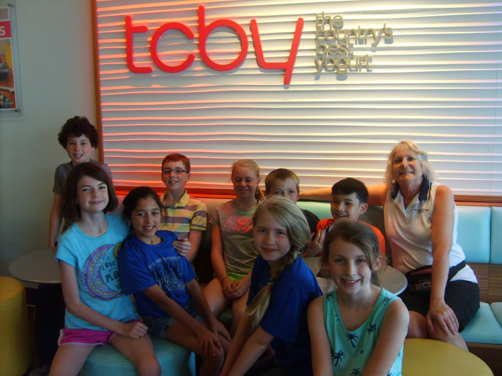 TCBY Old Farm: 1731 W. Kirby Ave., Champaign, IL