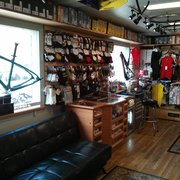 Our Front Photo Of Ute City Cycles Aspen Co United States