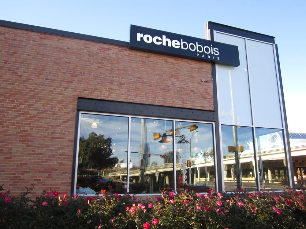 Roche bobois 16 photos furniture stores 1707 oak for Blueprint store dallas