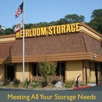 Photo Of Heirloom Storage Novato Ca United States
