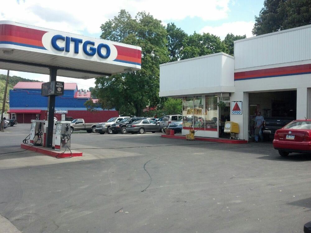 Irwin Citgo: 104 Nichols St, Clearfield, PA