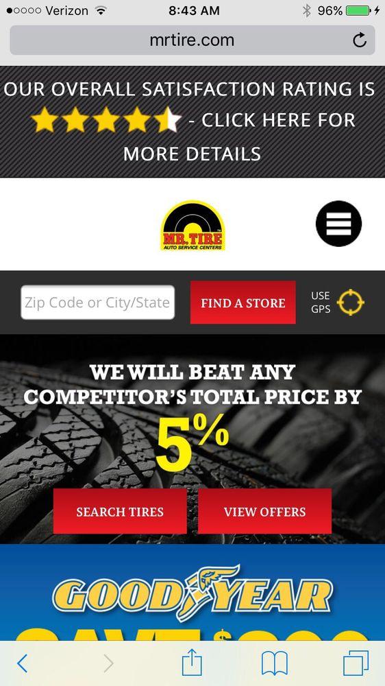 Store Search Mr Tire Auto Service Centers >> Mr Tire Auto Service Centers 27 Reviews Tires 1728 Fordham