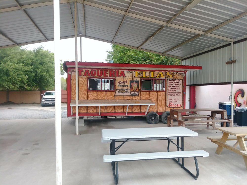 Taqueria Elias: 5231 Grant St, Roma-Los Saenz, TX