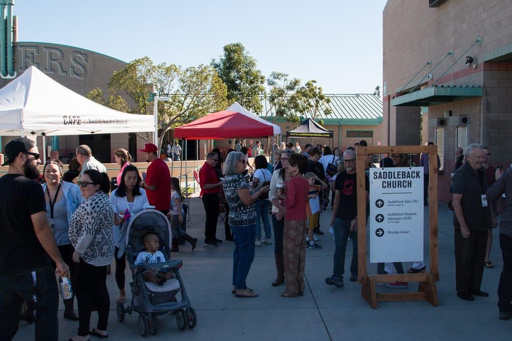 Saddleback Church: 3240 Hamner Ave, Norco, CA