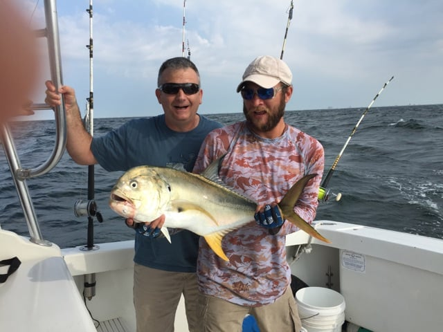 Dominator fishing charters llc 12 photos boat for Mississippi fishing charters