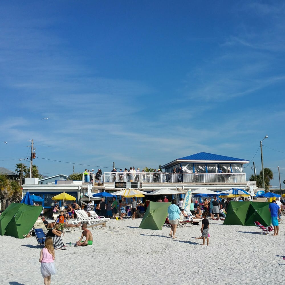 Treasure Island Beach: From The Water & Sand Of Sunset Beach!