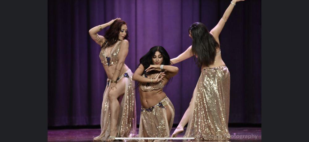 Belly Dancers of N'joum El Layl