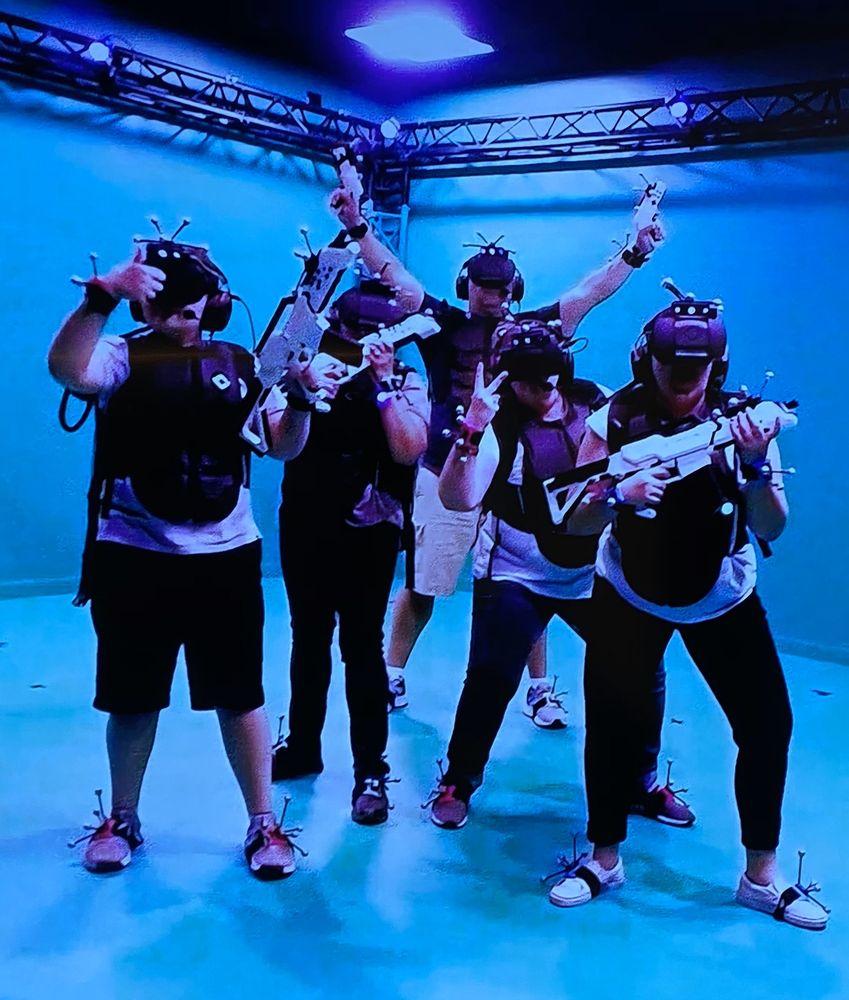 Sandbox VR: 454 Los Cerritos Ctr, Cerritos, CA