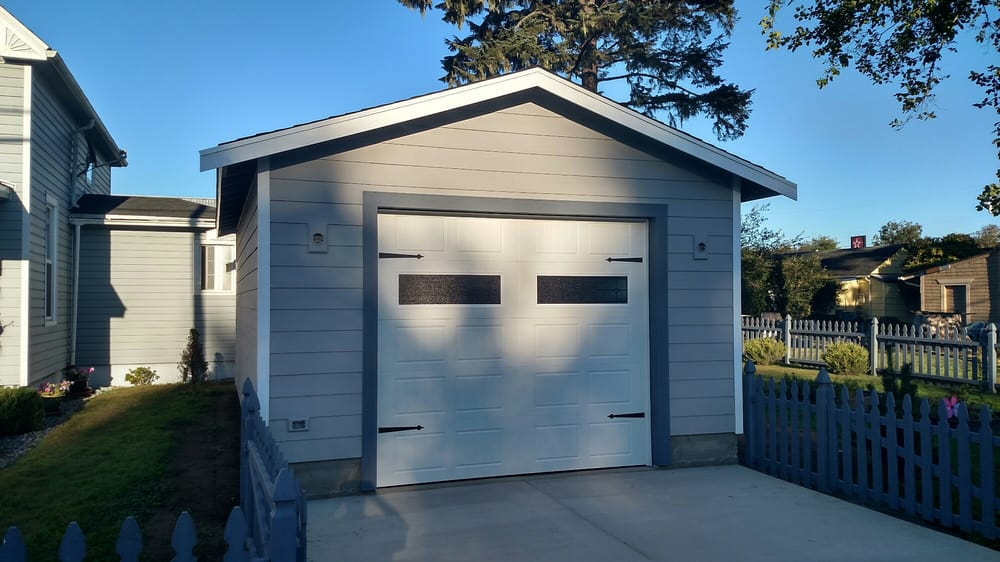 Garages R Us: Long Beach, WA