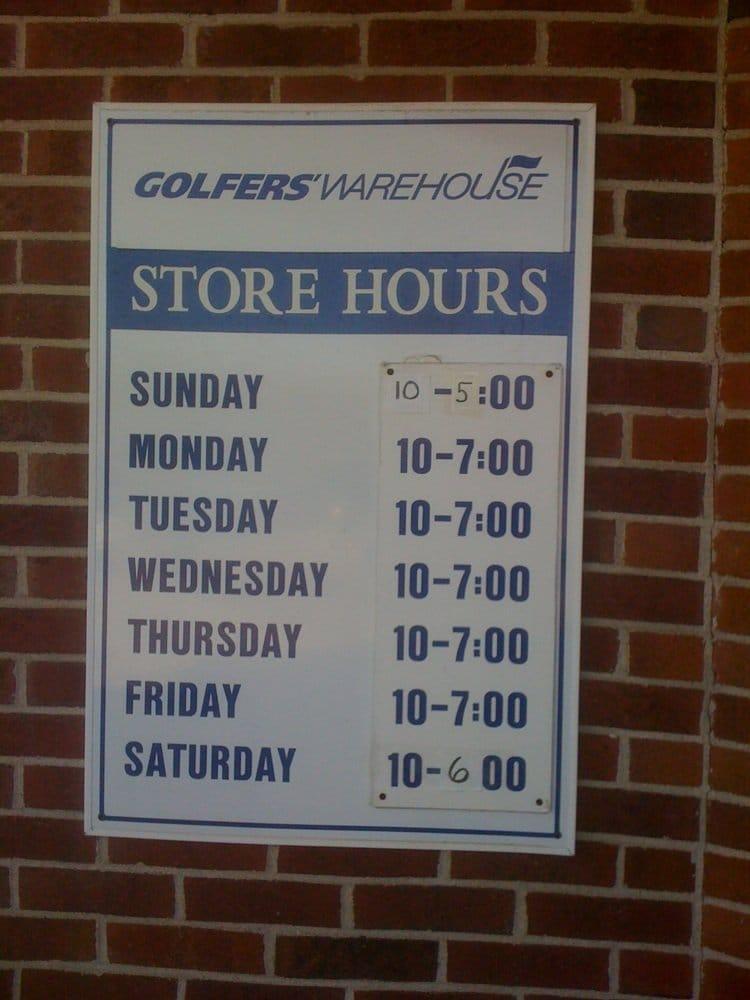 Photo of Golfers Warehouse: Braintree, MA