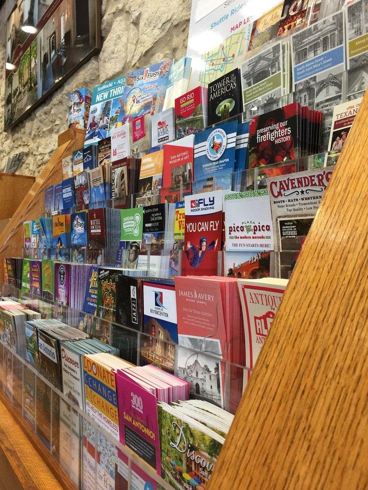 San Antonio Visitor Center