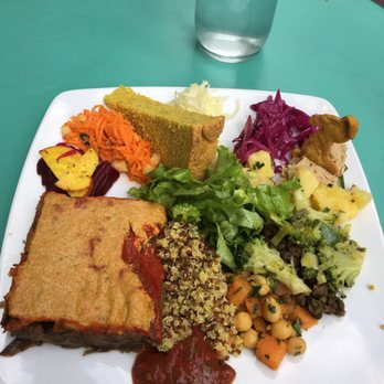 Vegan Caf Ef Bf Bd Paris