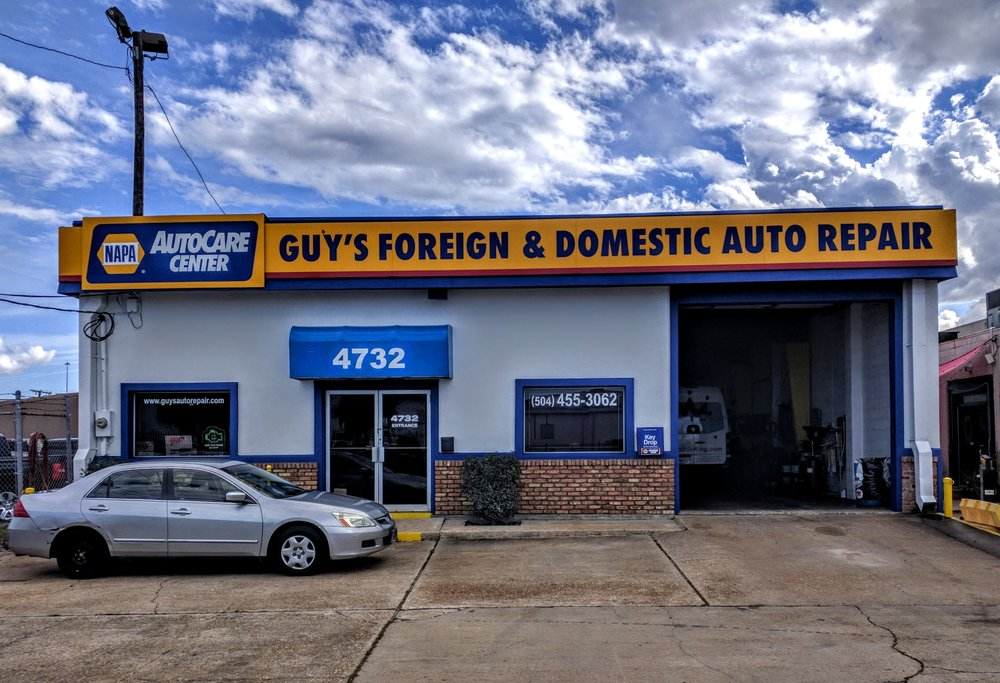 Guy's Foreign & Domestic Auto Repair