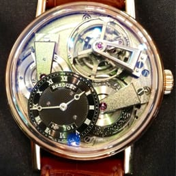 Tourbillon boutique 19 foto 39 s 12 reviews horloges 231 post st - Horloge san francisco ...
