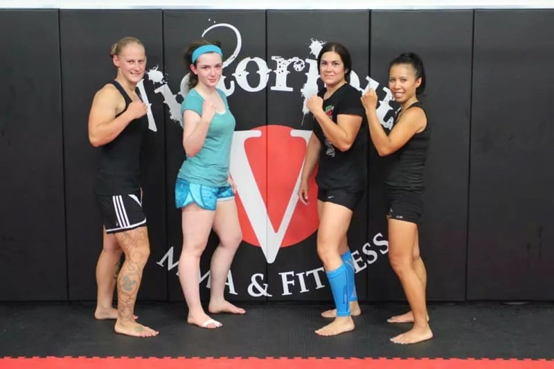 Victorious MMA & Fitness: 444 W Maple Rd, Troy, MI