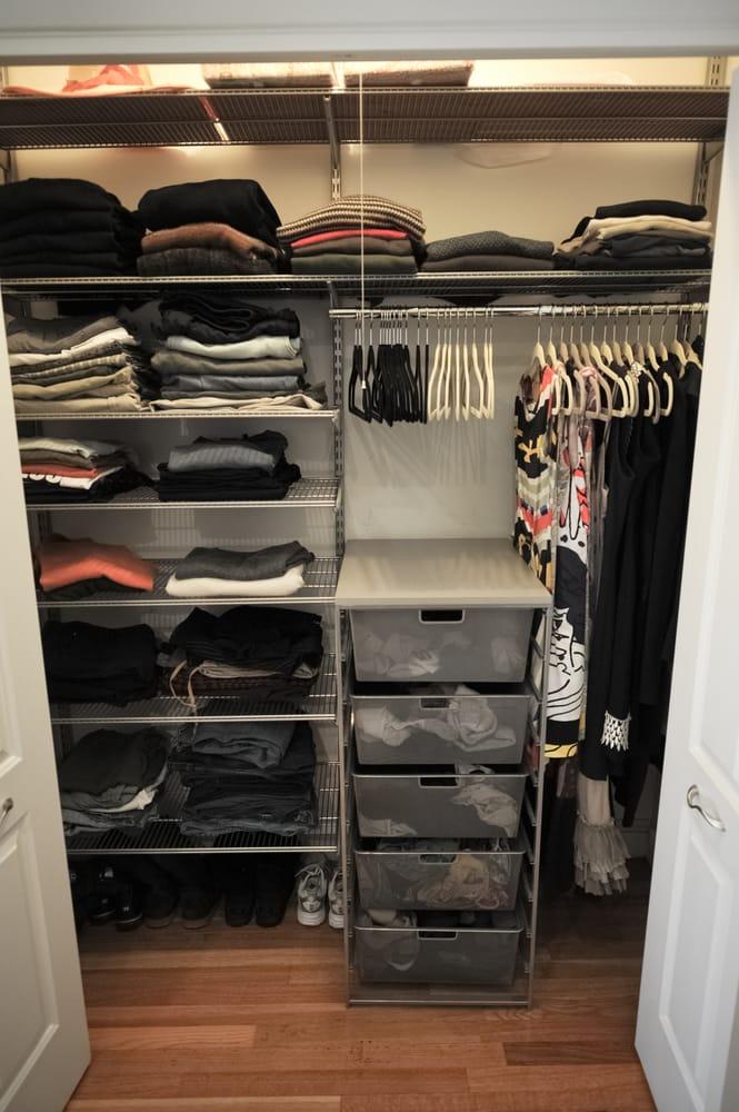 Amazing Photo Of Live Simply   Sudbury, MA, United States. Closet Reorganization
