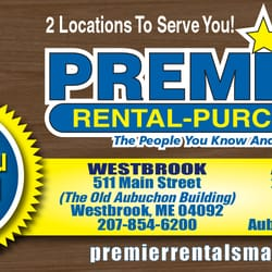 Premier Rental Purchase Get Quote Furniture Rental 245 Center St Auburn Me United