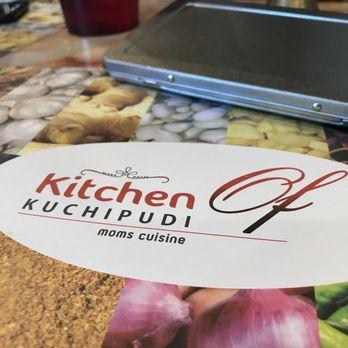 Kitchen Of Kuchipudi Menu