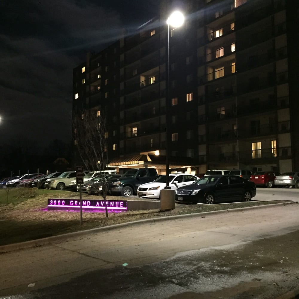 Apartments Des Moines: 3000 Grand Apartments