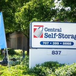 Photo Of Central Self Storage Fairfield Ca United States