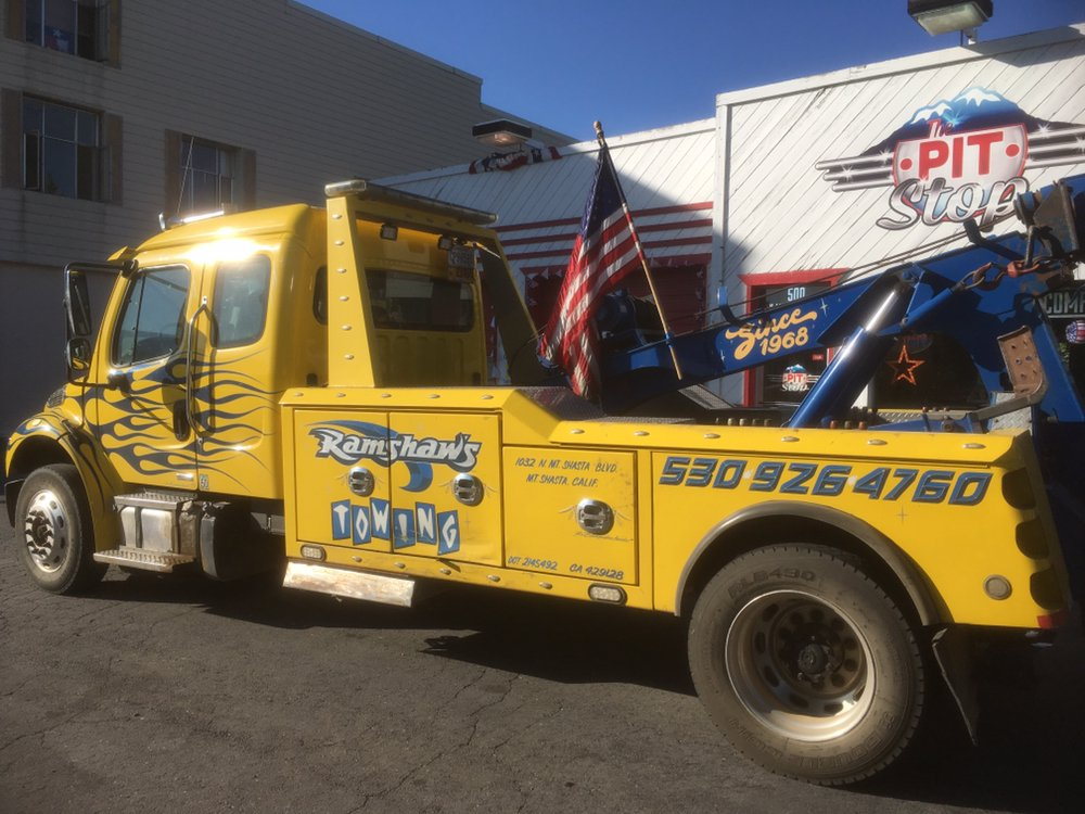 Aaa Towing Cost >> Ramshaw S Aaa Towing 10 Reviews Towing 1032 N Mount