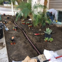 Great Photo Of Garden Works Landscaping   Santa Monica, CA, United States.  Installing A
