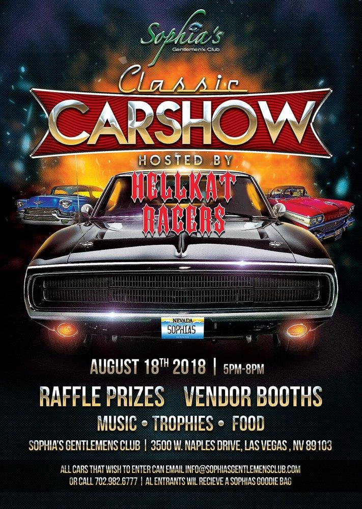 Las Vegas Classic Carshow With Hellkat Racers At Sophias - Car show in vegas 2018
