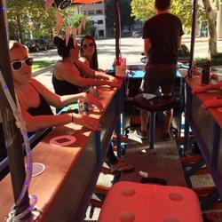 Bricktown Bike Bar Party Bike Rentals 14 E Main St Bricktown