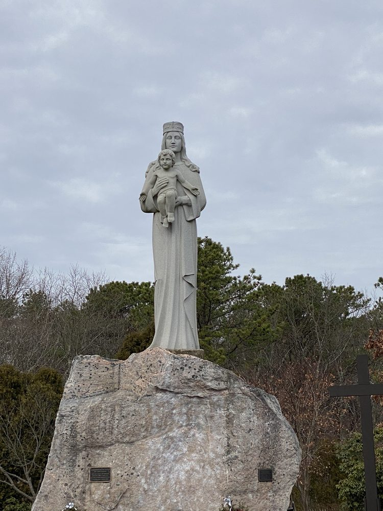 Shrine of Our Lady of the Island: 258 Eastport Manor Rd, Manorville, NY