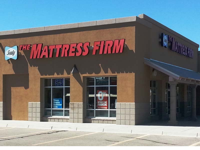 Mattress Firm Mattresses 5211 Ouray Rd NW North
