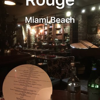 Rouge Restaurant Miami Beach The Best Beaches In World