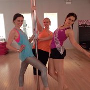 Flirty girl fitness classes