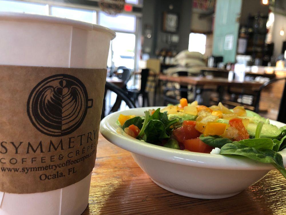 Symmetry Coffee & Crepes