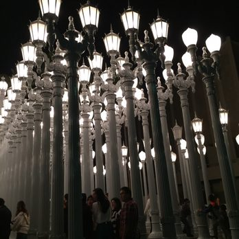Beautiful Photo Of Urban Light At LACMA   Los Angeles, CA, United States. Itu0027s
