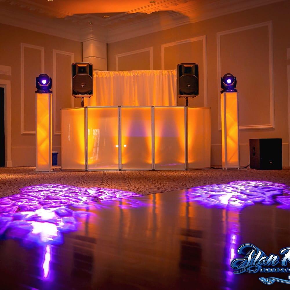 Photo Of Alan Keith Entertainment Cranford Nj United States Custom Dj Setup