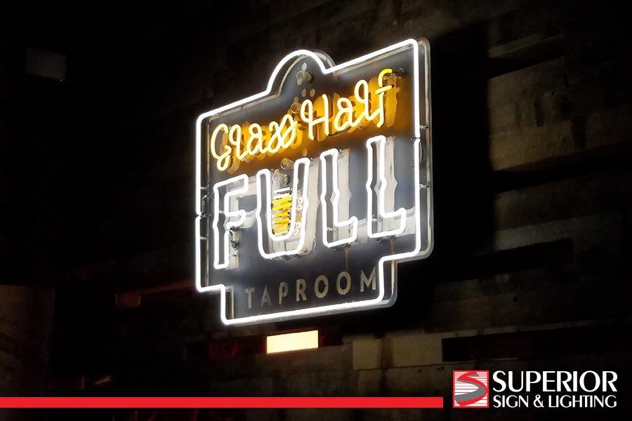 Superior Sign & Lighting: 11445 Cedar Oak Dr, El Paso, TX