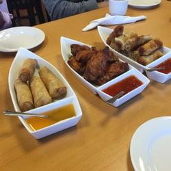 Photo Of Aroy Thai Restaurant Allendale Mi United States