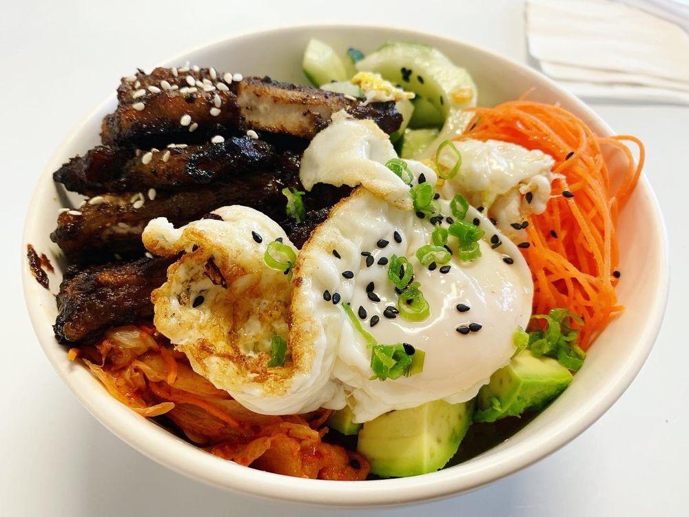 Food from I Heart Bento