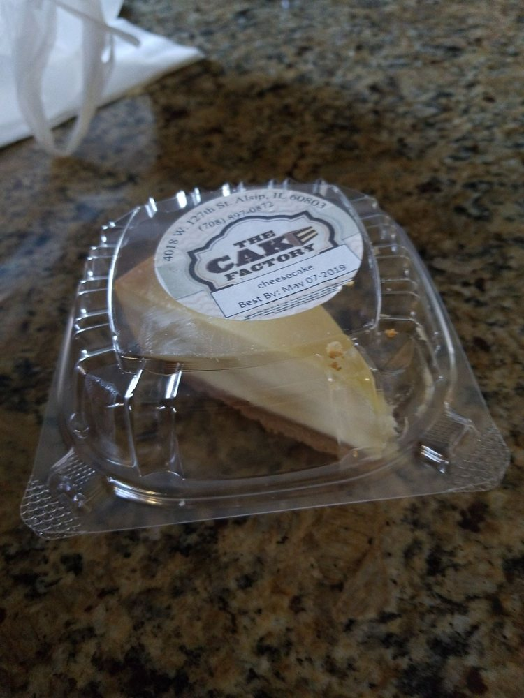 The Cake Factory: 4018 W 127th St, Alsip, IL