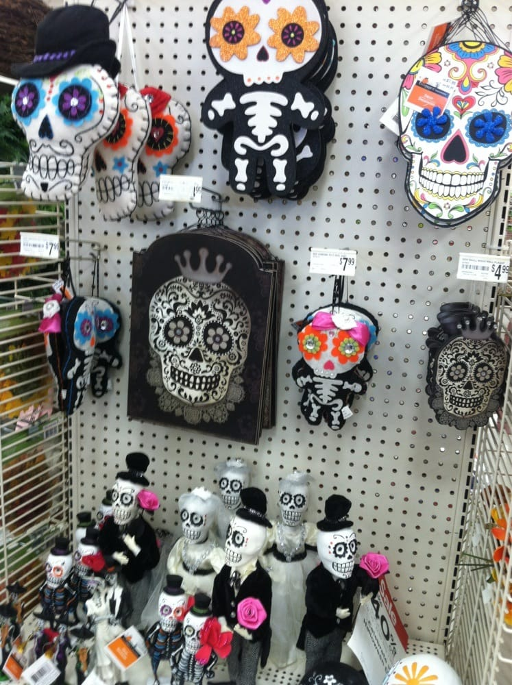 Michaels arts crafts 1620 douglas rd oswego il for Day of the dead craft supplies
