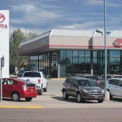 Toyota Of Laramie >> Toyota Of Laramie Car Dealers 2310 E Grand Ave Laramie Wy